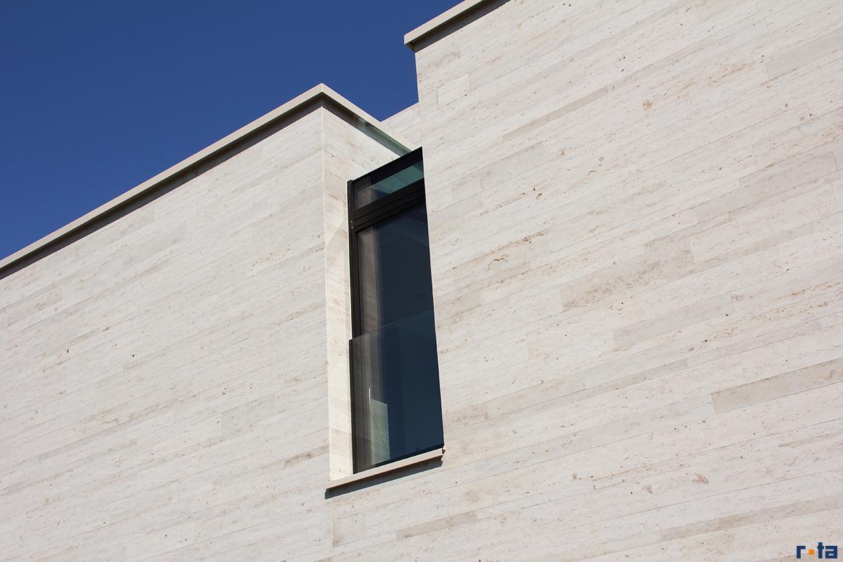 Rota AG Plattenbeläge Fassade