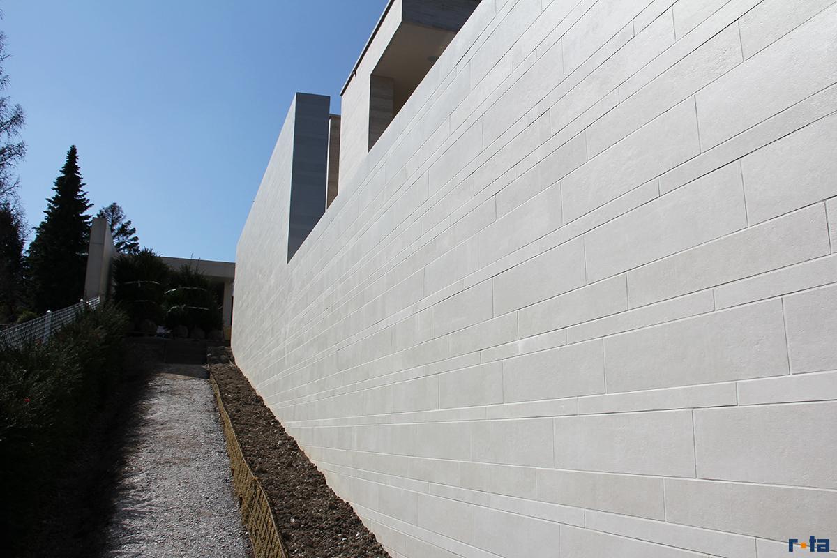 Rota AG Plattenbeläge Terrasse