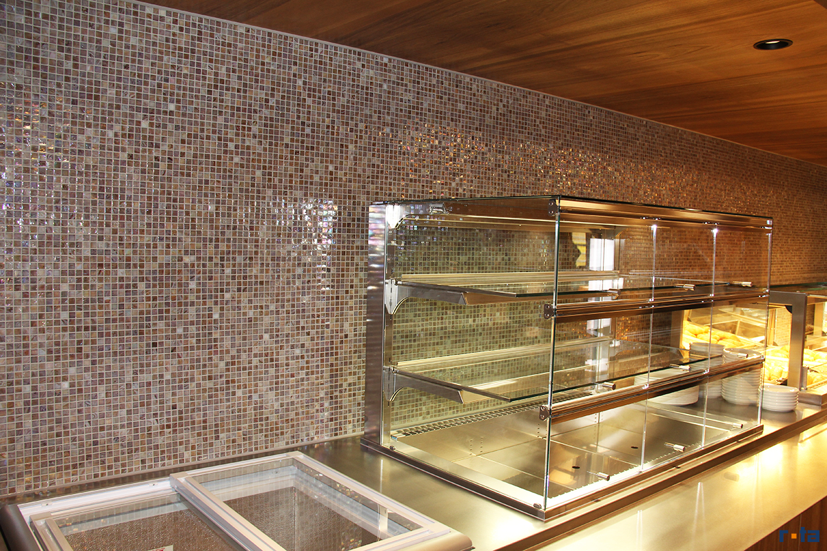 Rota AG Plattenbeläge Küche