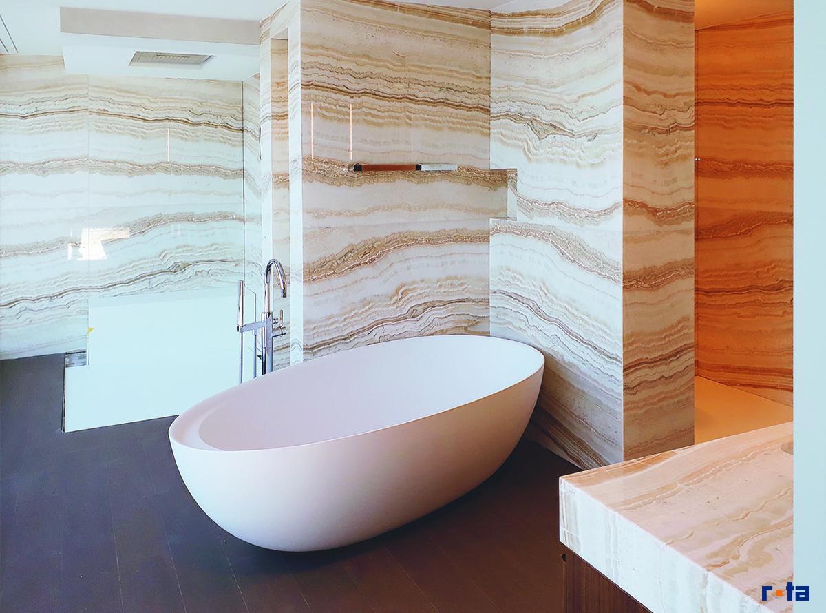 Rota AG Projekte Bad Dusche