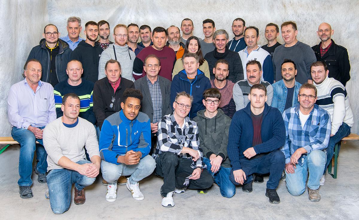 Rota AG Team