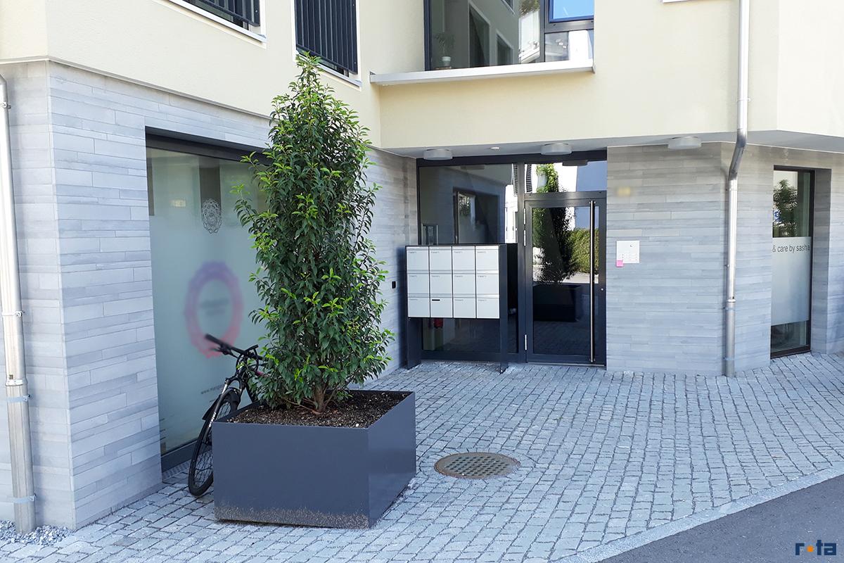 Rota AG Projekte Fassade